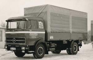 Transport- & Güterverkehrfahrzeug von 1972